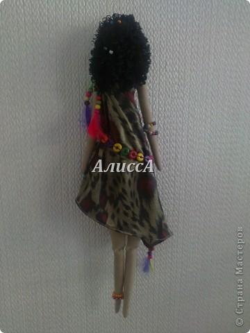 Тильда-африканка Демира. фото 8