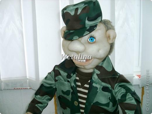 Вот такой охотник получился на подарок ко дню Рождения куму!!!!! фото 2