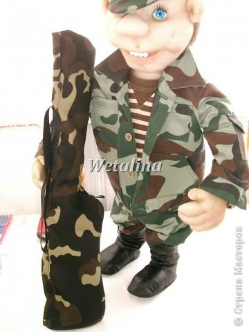 Вот такой охотник получился на подарок ко дню Рождения куму!!!!! фото 8