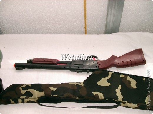 Вот такой охотник получился на подарок ко дню Рождения куму!!!!! фото 9