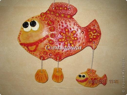 Всем привет! Красная рыба Дальнего Востока готова! Цвет правда немного тусклей, чем оригинал. фото 3
