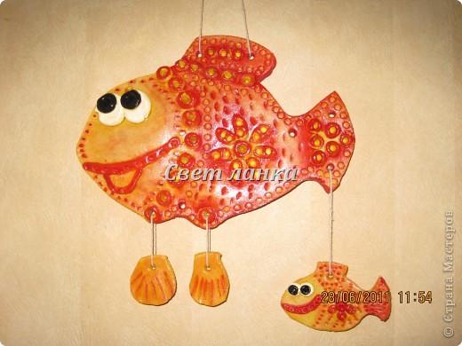 Всем привет! Красная рыба Дальнего Востока готова! Цвет правда немного тусклей, чем оригинал. фото 1