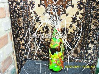 кто то делает денежное дерево,а я сделала вот такое. фото 31