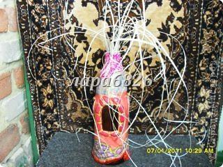 кто то делает денежное дерево,а я сделала вот такое. фото 34