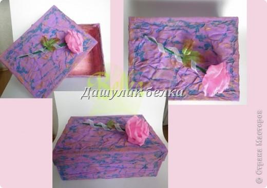 мои коробочки)) фото 5
