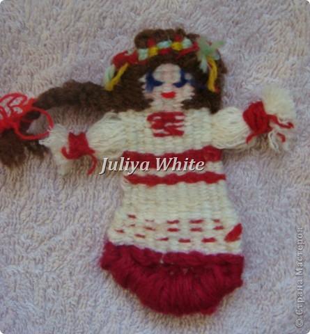 Тканые куклы- сувениры)) фото 3