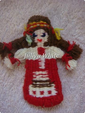 Тканые куклы- сувениры)) фото 4