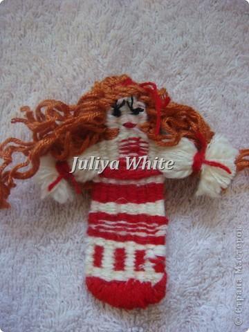 Тканые куклы- сувениры)) фото 5