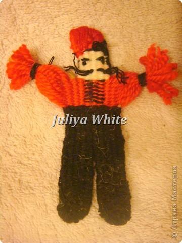 Тканые куклы- сувениры)) фото 9