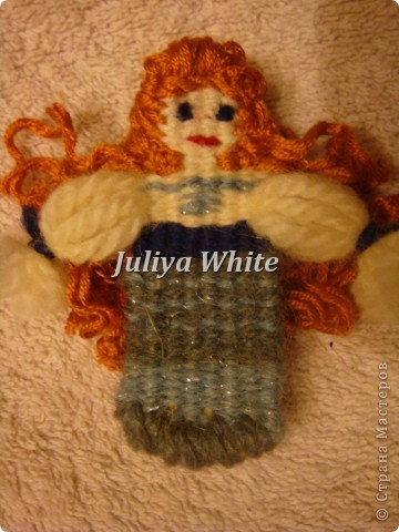 Тканые куклы- сувениры)) фото 10