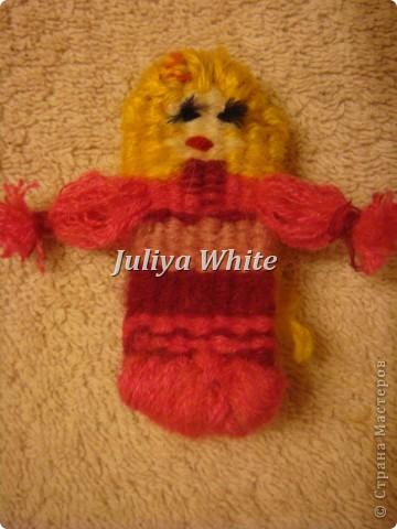 Тканые куклы- сувениры)) фото 13