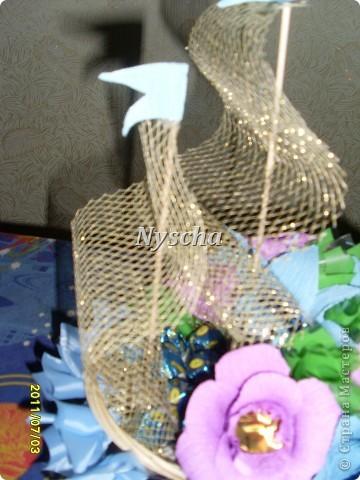 Подарок по заказу должен был быть в морской теме, вот что получилось. фото 4