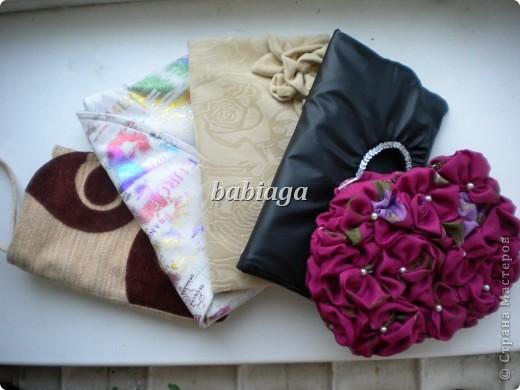 очень неравнодушна к маленьким сумочкам, поэтому развожу их у себя дома в большом количестве. фото 1