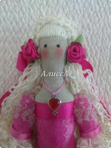 Принцесса в розовом Рози. фото 4