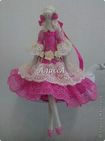 Принцесса в розовом Рози. фото 1
