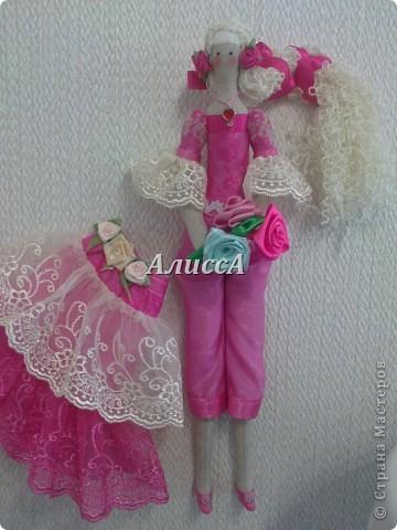Принцесса в розовом Рози. фото 2