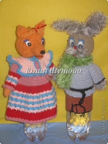 заяц Степан и лиса Патрикеевна. фото 13
