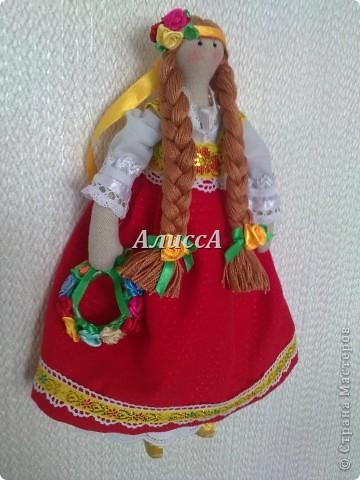 Кукла Агаша фото 1