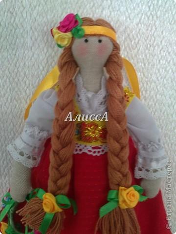Кукла Агаша фото 3