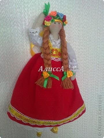 Кукла Агаша фото 2