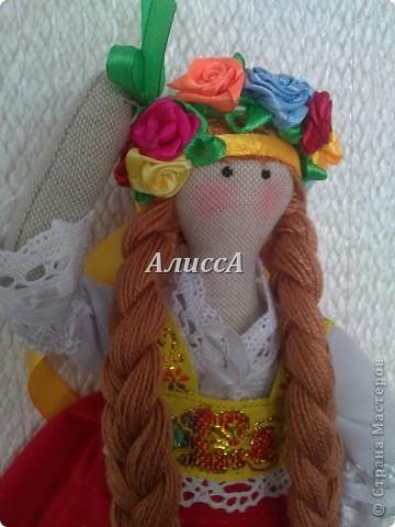 Кукла Агаша фото 4