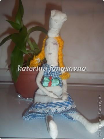 кукла повариха фото 1