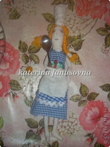 кукла повариха фото 2