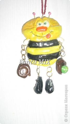 Вот такая пчелка у нас должна получитися :)  фото 22