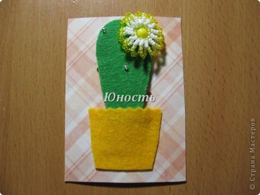 Спасибо огромное Машеньке (Бригантина) за МК по цветочкам http://stranamasterov.ru/node/207218, именно они сподвигли меня на эту цветущую коллекцию!!! Машенька выбирай, если какой-то из кактусят приглянулся. фото 2