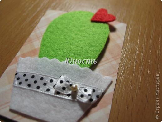 Спасибо огромное Машеньке (Бригантина) за МК по цветочкам http://stranamasterov.ru/node/207218, именно они сподвигли меня на эту цветущую коллекцию!!! Машенька выбирай, если какой-то из кактусят приглянулся. фото 19