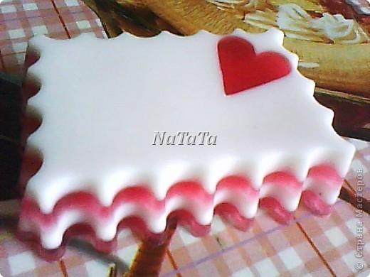 Земляничное пирожное))))))) фото 1