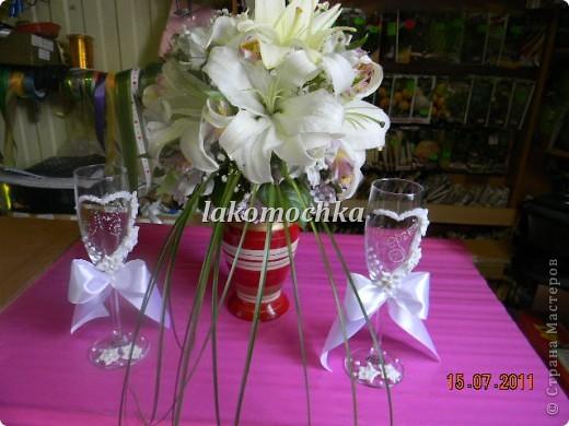 Качесво фото неочень...Фоткала в магазине Цветов в центре букет невесты фото 1