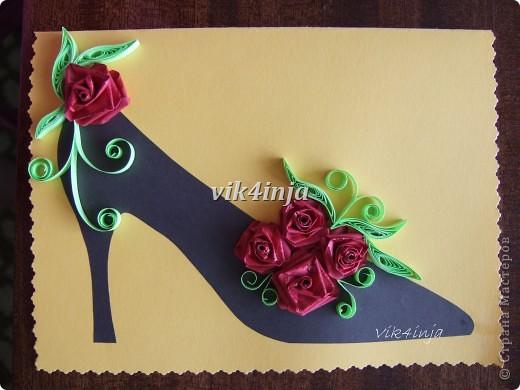 Туфелька для модницы! фото 1