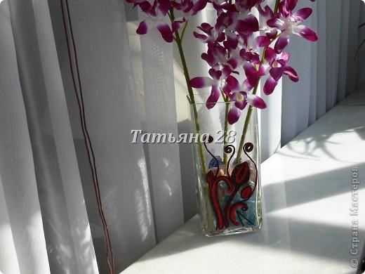 Сегодня мы будим украшать вазу в технике Папье маше. фото 1