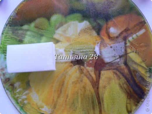 Сегодня мы будим украшать вазу в технике Папье маше. фото 7