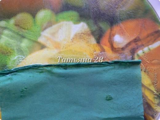 Сегодня мы будим украшать вазу в технике Папье маше. фото 8