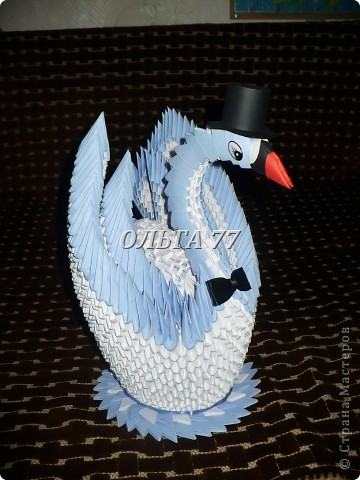 Свадебные лебеди фото 3