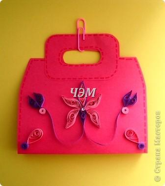 Эту сумочку можно использовать для любого прздничного случая. фото 2