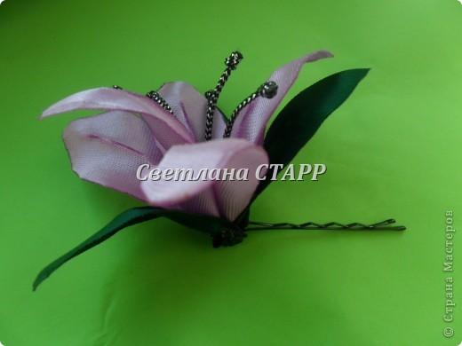 Наконец-то я научилась делать лилию. фото 1