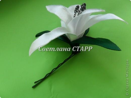 Наконец-то я научилась делать лилию. фото 3