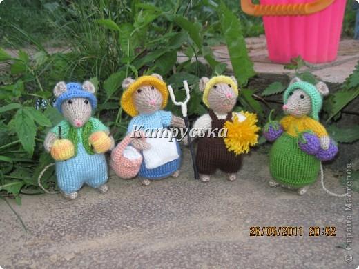 Урожайные мышки. фото 1