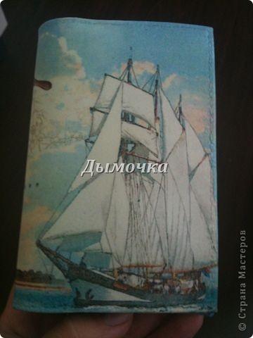 Обложка для автодокументов фото 3