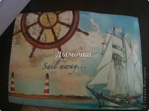Обложка для автодокументов фото 4