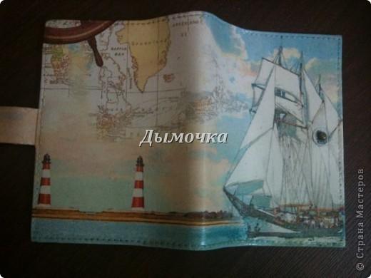 Обложка для автодокументов фото 2