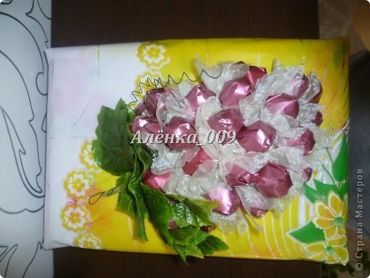 вкусные букетики... фото 2