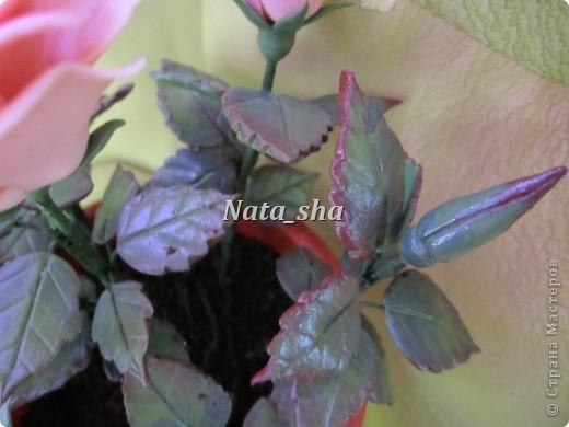 Никогда не думала , что лепить розы - это так увлекательно! А дарить их - так упоительно... фото 5