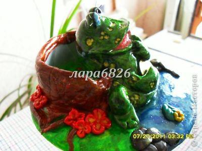 жабка,подставка для телефона.(вспышка) фото 3
