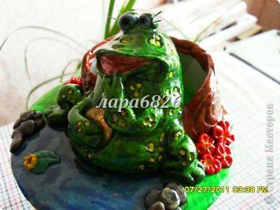 жабка,подставка для телефона.(вспышка) фото 6