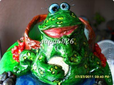 жабка,подставка для телефона.(вспышка) фото 10