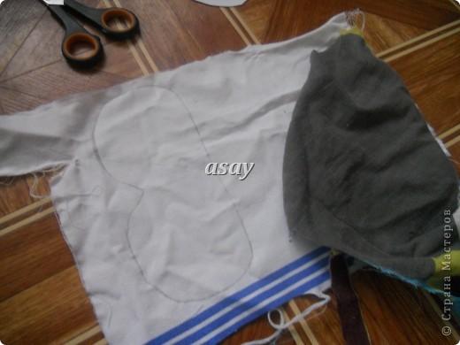 очки для сна из ткани фото 4